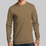 Tall Long Sleeve Essential T Shirt