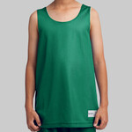 Youth PosiCharge ® Classic Mesh Reversible Tank