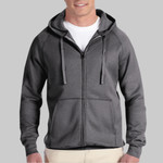 Nano Full Zip Hooded Sweatshirt