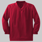 Youth V Neck Raglan Wind Shirt