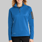 Ladies 1/2 Zip Performance Fleece